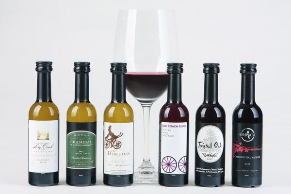 Wine Sampler Kit plus FREE Shipping and a FREE personalized