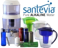 Santevia Alkaline Water Filtration Pack